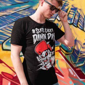 e3a4e969782a Výber možnostíVýber možností · Pánske čierne tričko smrťák